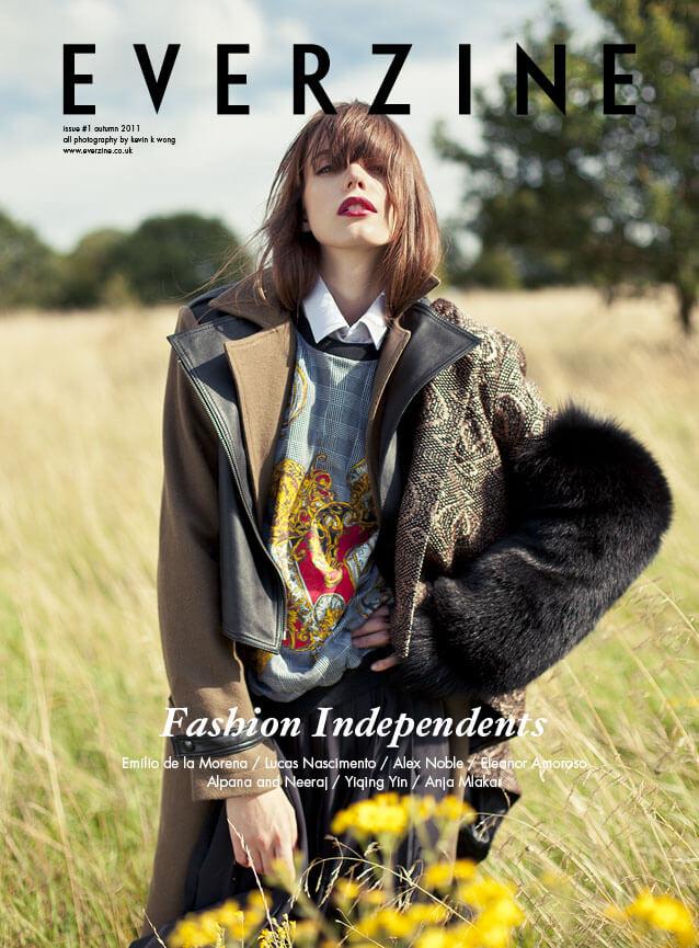 EVERZINE Magazine