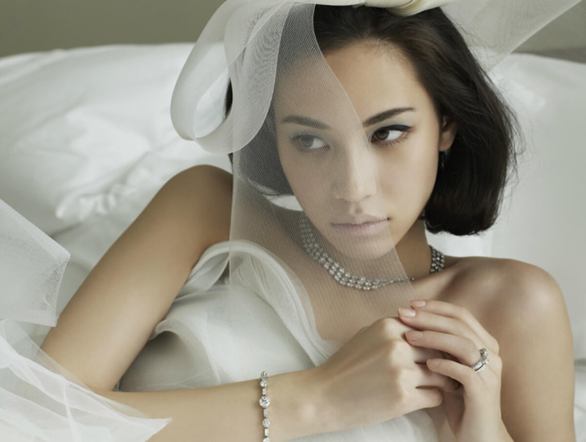 Vogue Wedding Kiko Mizuhara