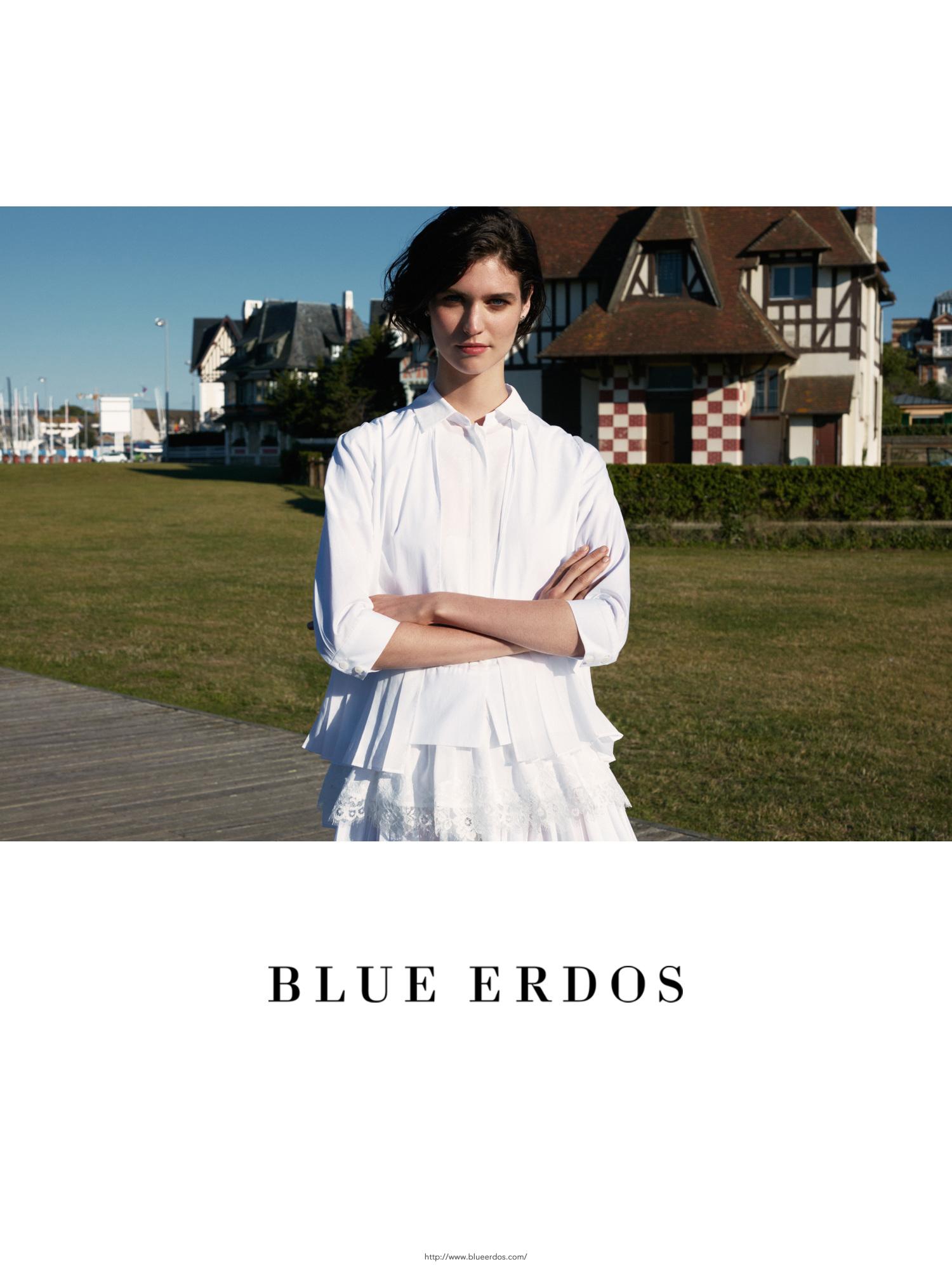 Blue Erdos 2016 Spring & Summer Campaign