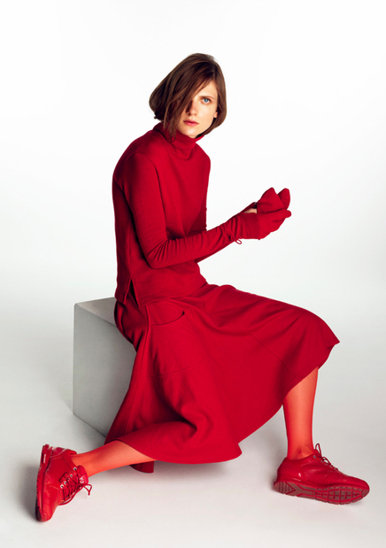 The Profile Magazine Maria Loks