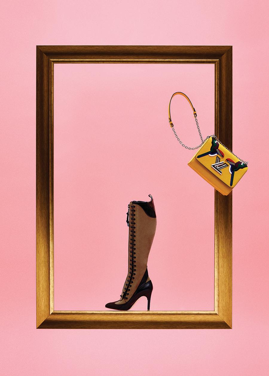 HEREN Magazine surrealism art