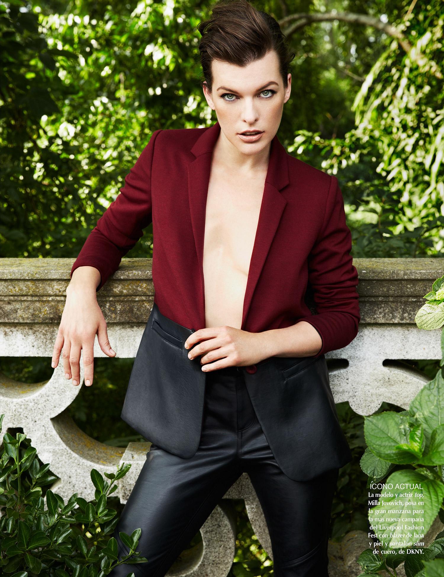 Vogue Mexico / Milla Jovovich