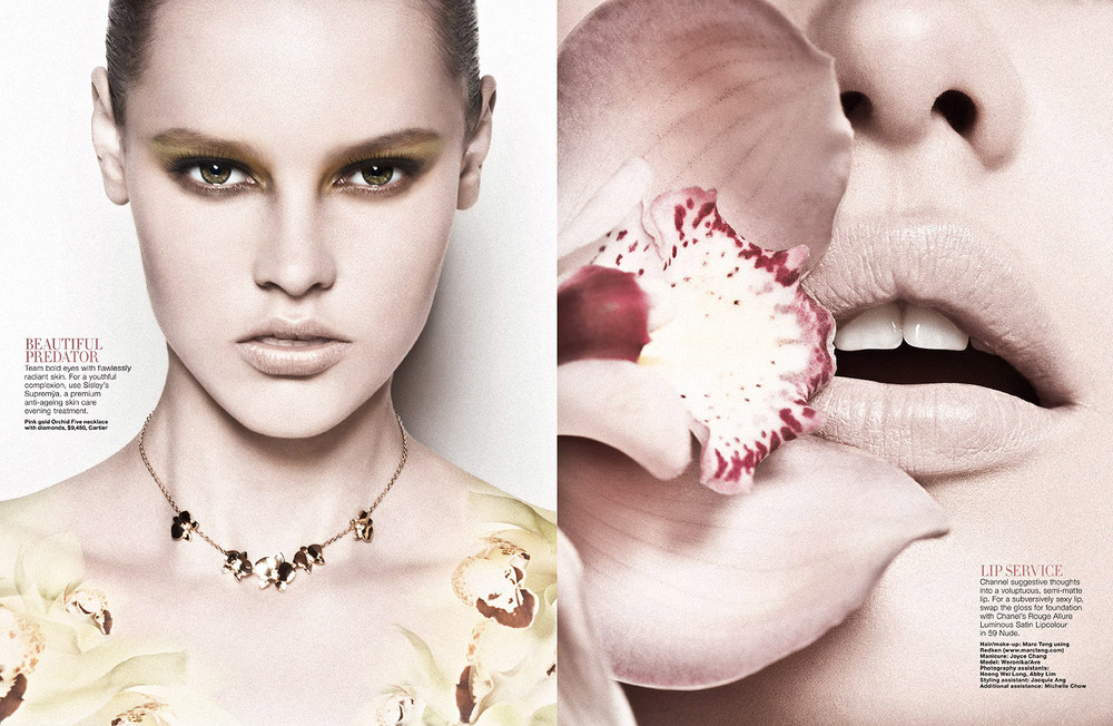 Harper's BAZAAR Singapore Beauty