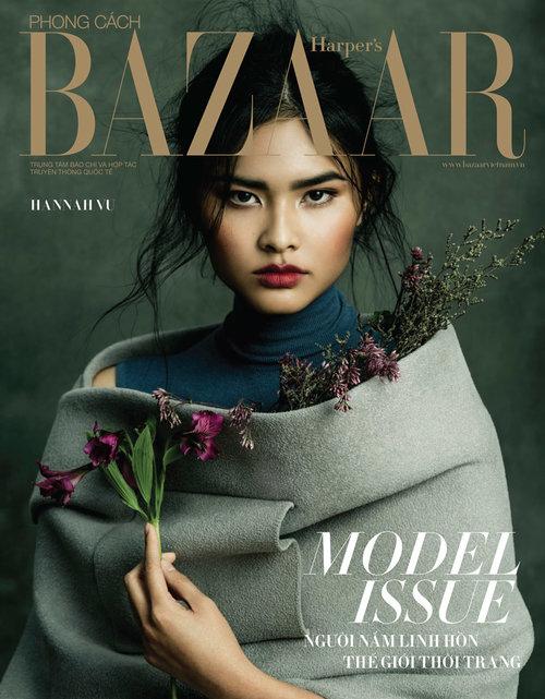 Harper's BAZAAR Vietnam / Hannah-Vu