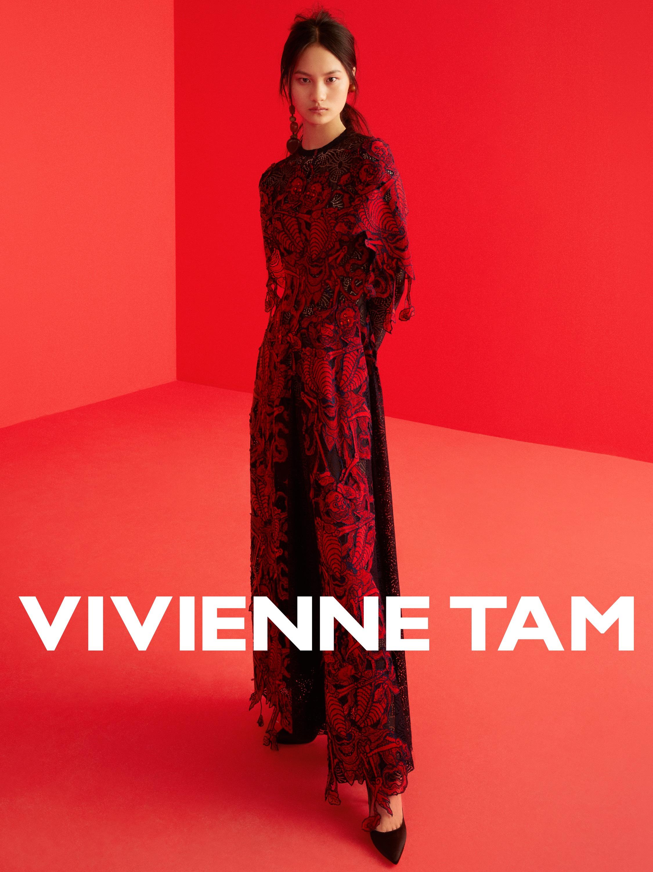 VIVIENNE TAM AW20 Campaign