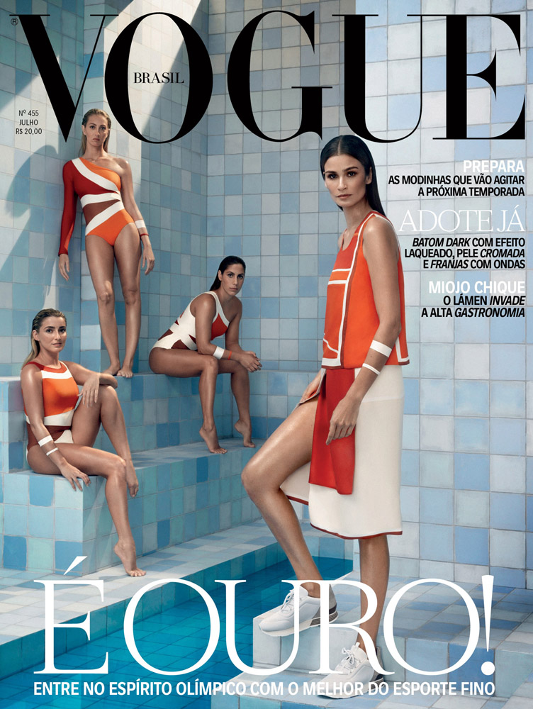 VOGUE Brasil  / Olympics Issue