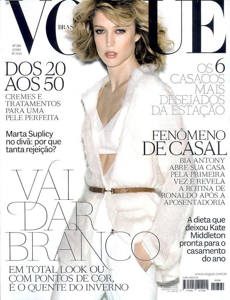 VOGUE Brasil / Raquel Zimmermann