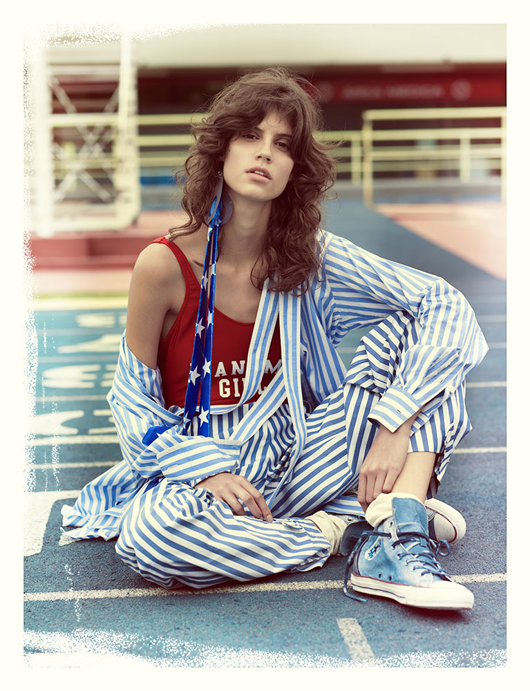 VOGUE / Antonina Petkovic