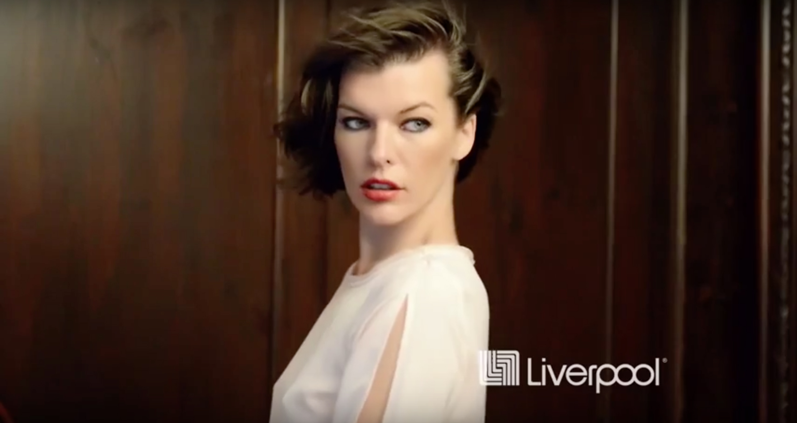 Liverpool Department x Milla Jovovich