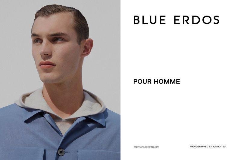 BLUE ERDOS Pour Homme