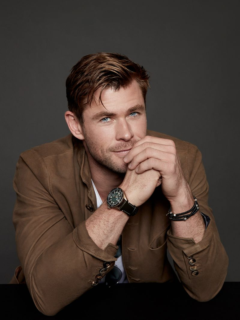 Tag Heuer Chris Hemsworth