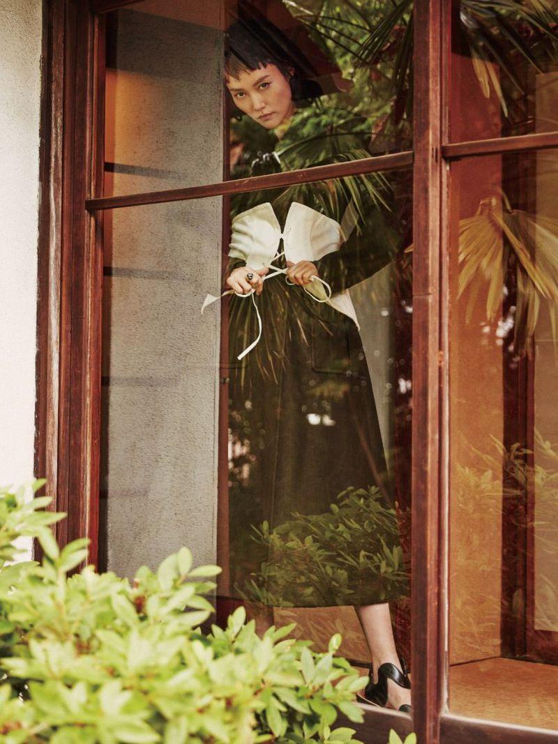 Madame Figaro China Rinko Kikuchi