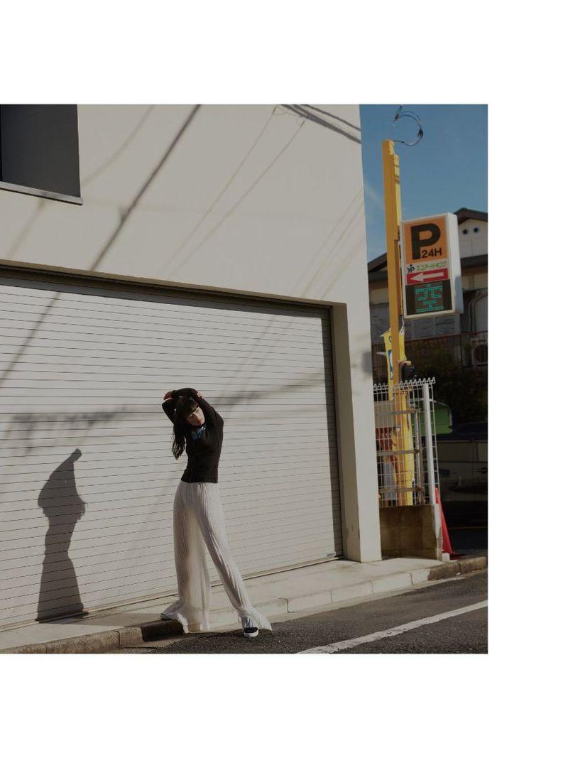 Harper's BAZAAR Nana Komatsu