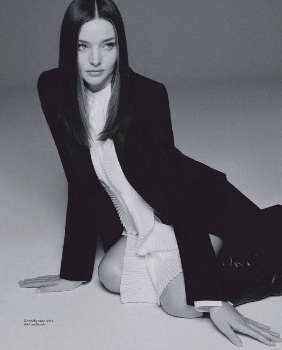 InStyle Australia Miranda Kerr