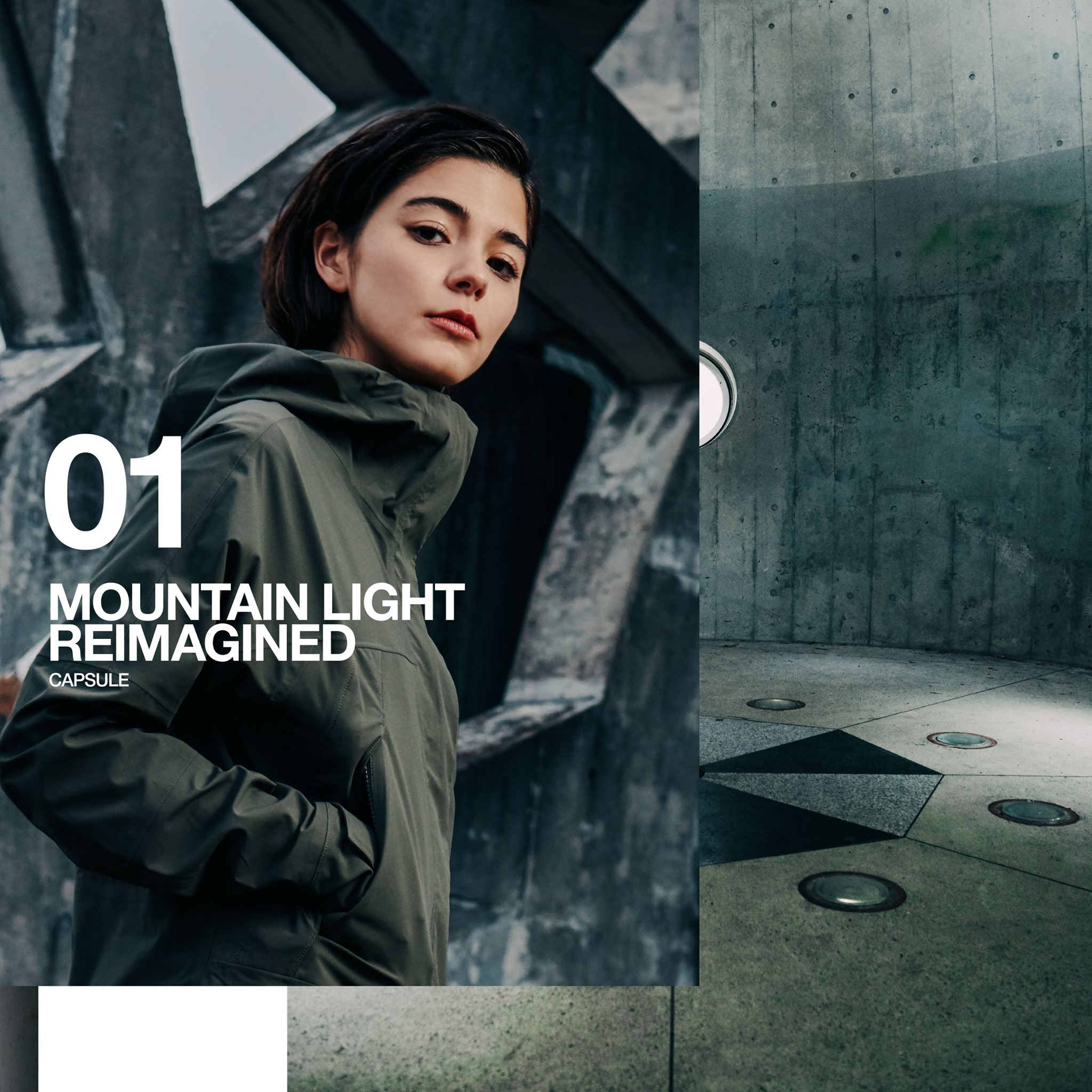The North Face UE SS2020 01 MOUNTIN LIGHT REIMAGINED