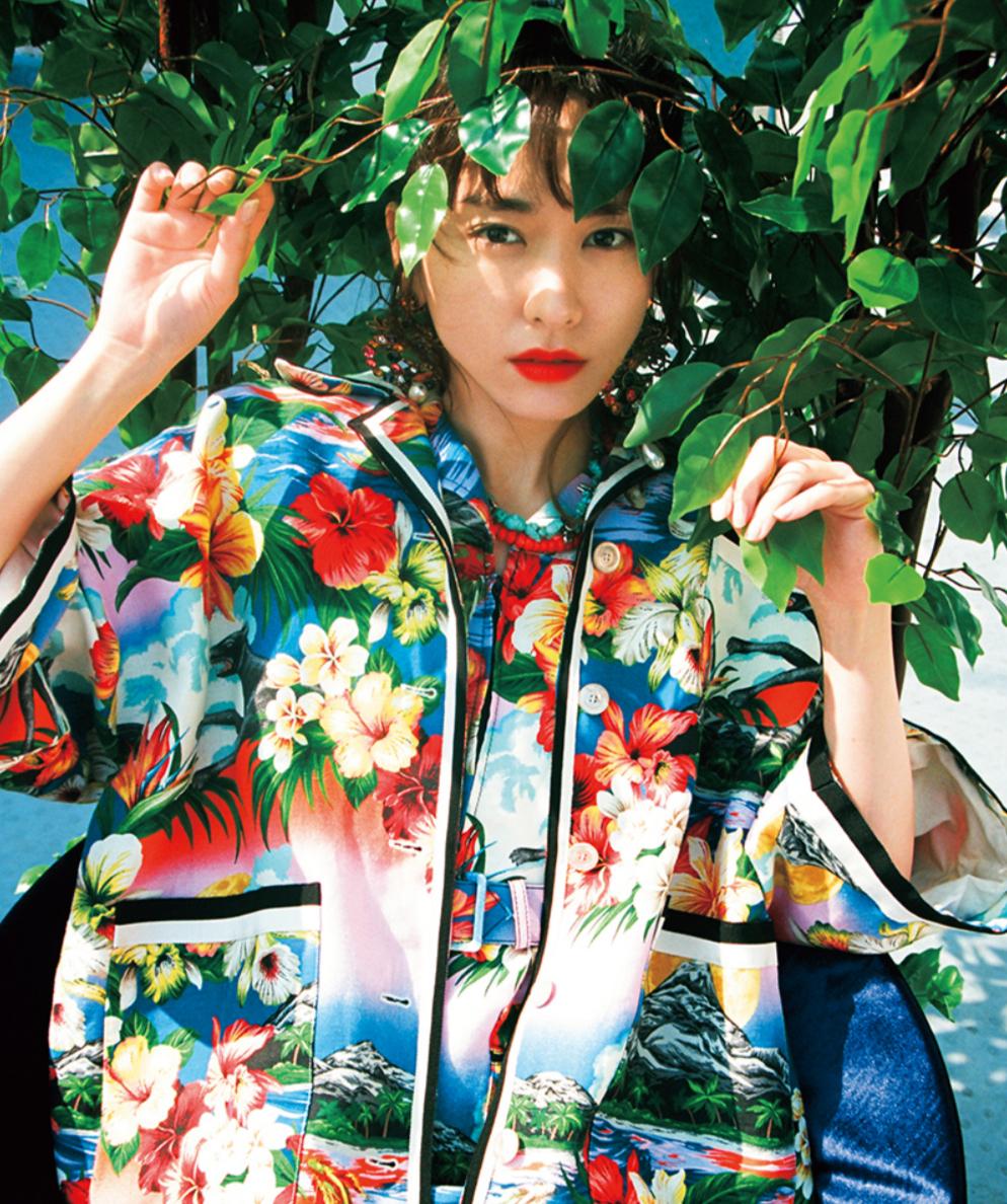 Nylon Japan_Yui Aragaki