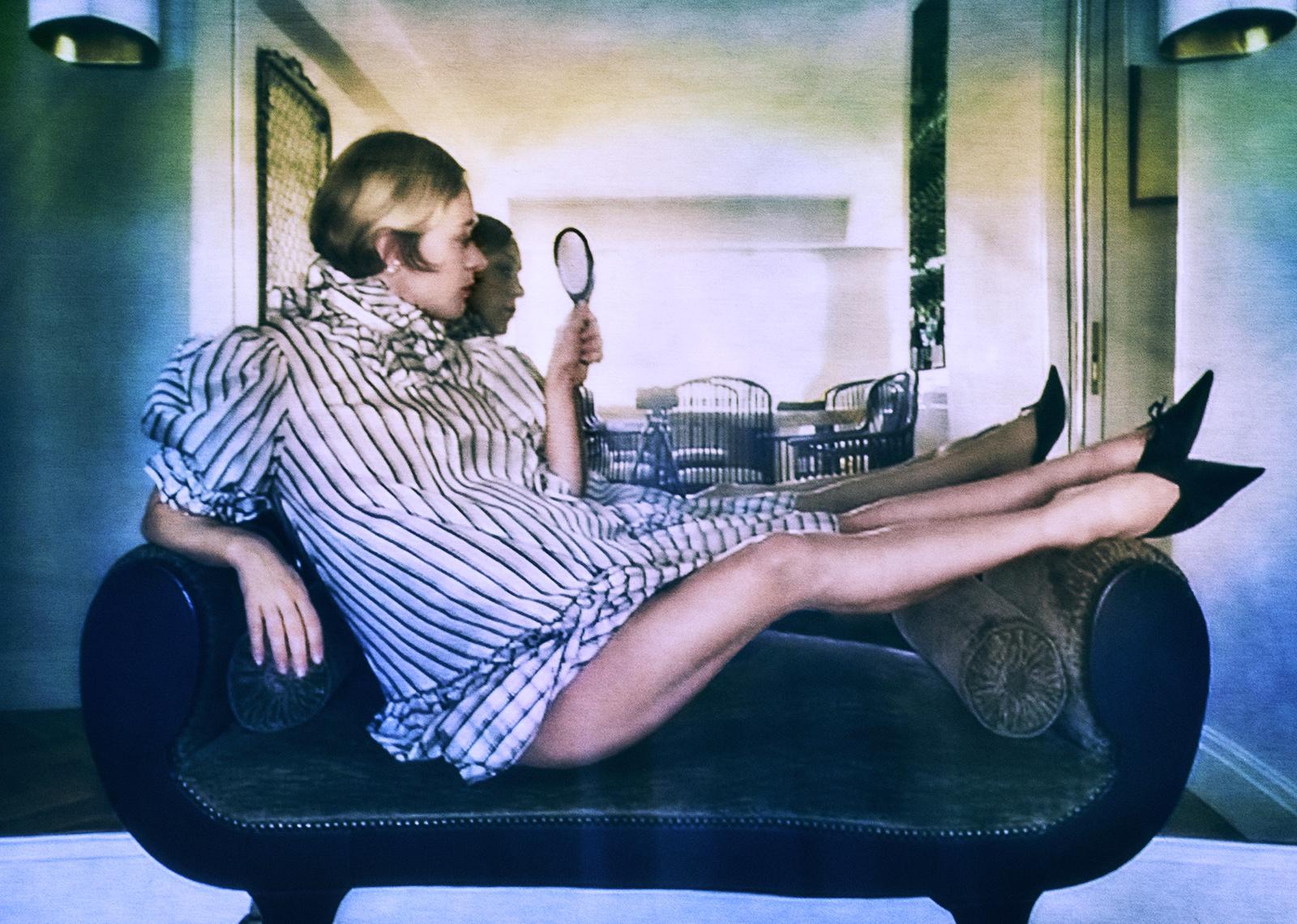 THE CUT Chloe Sevigny via Zoom