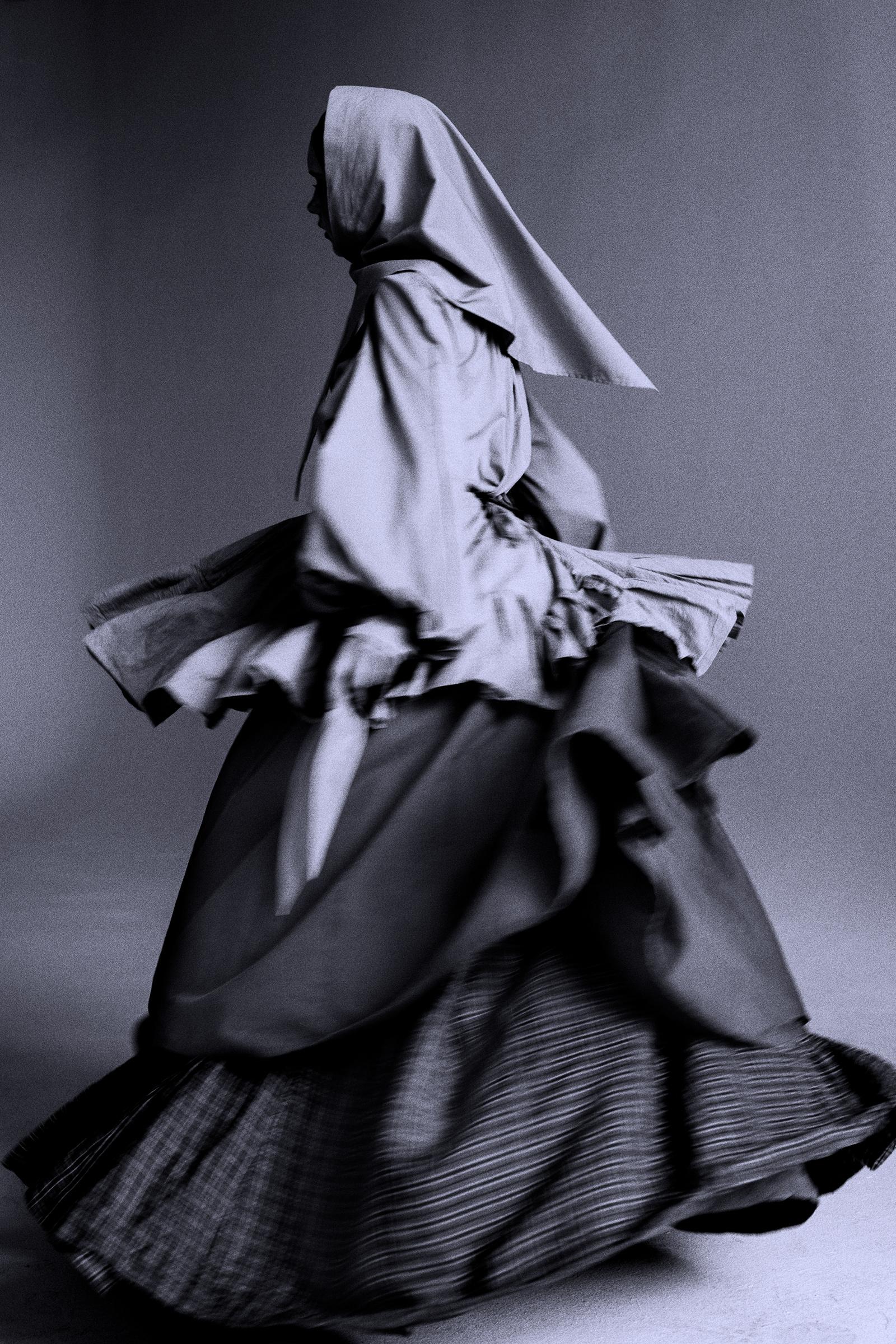 Vogue Italia x ANNUR